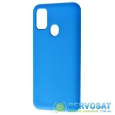 Чехол для моб. телефона WAVE Full Silicone Cover Samsung Galaxy M21/M30s blue (27294/blue)