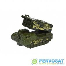 Same Toy Машинка Model Car Армия Ракетная установка (в коробке)