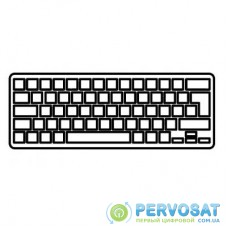 Клавиатура ноутбука HP Pavilion G6-2000 черная с черной рамкой UA (AER36701210/697452-251/699497-251/R36/2B-04816Q121)