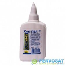 Клей BUROMAX PVA-М 100 мл, cap dispenser (BM.4835)