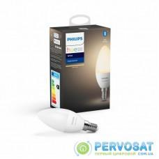 Умная лампочка Philips Hue E14, White, BT, DIM (929002039903)