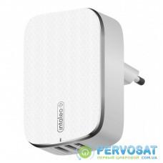 Зарядное устройство Intaleo TCG343 (3USB3,4A) (white) (1283126479021)