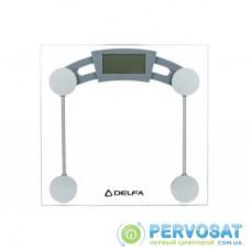Весы напольные Delfa DBS-6113