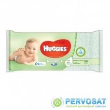 Влажные салфетки Huggies 56 шт (5029053550152)