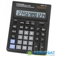 Калькулятор Citizen SDC-554S