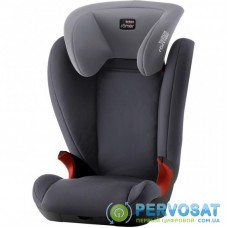 Автокресло Britax-Romer Kid II Black Series Storm Grey (2000029681)