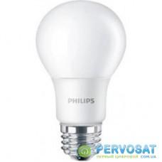 Лампочка PHILIPS Bulb E27 6-50W 230V 3000K A60/PF (929001162007)