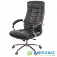 Офисное кресло АКЛАС Атлант CH ANF Черное (13208)