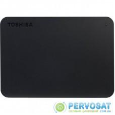 """Внешний жесткий диск 2.5"""" 1TB Toshiba (HDTB410EK3ABH)"""