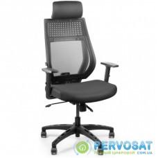 Офисное кресло Barsky Team Black/Grey (TBG-01)
