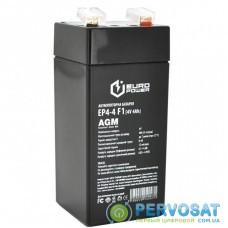 Батарея к ИБП Europower EP4-4M1, 4V-4Ah (EP4-4M1)