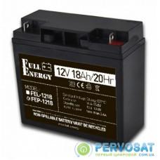 Батарея к ИБП Full Energy 12В 18Ач (FEP-1218)