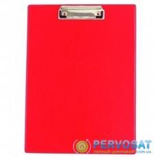 Клипборд-папка BUROMAX А4, PVC, red (BM.3411-05)