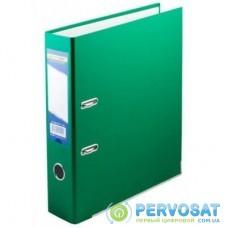 Папка - регистратор BUROMAX А4, 70мм, JOBMAX PP, green, built-up (BM.3011-04c)