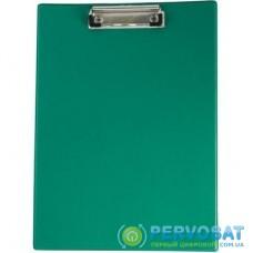 Клипборд-папка BUROMAX А4, PVC, green (BM.3411-04)