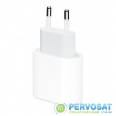Блок питания для планшета Apple 18W USB-C Power Adapter (MU7V2ZM/A)
