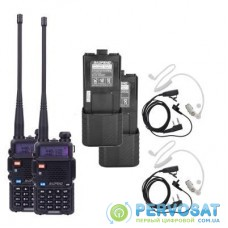 Портативная рация Baofeng UV-5RHC Security (UV-5RHC_Security)