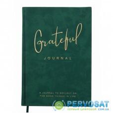 Блокнот Buromax деловой Grateful A5 в точку 96 листов обложка из искусственн (BM.295319-16)