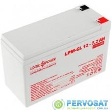 Батарея к ИБП LogicPower LPM-GL 12В 7.2Ач (6561)