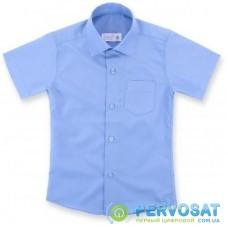 Рубашка Lakids с коротким рукавом (1552-152B-blue)