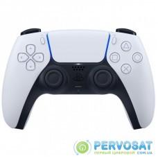 Геймпад SONY DualSense Bluetooth PS5 White