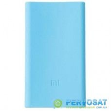 Чехол Xiaomi для Power bank 2 10000 mAh Blue (54567)