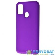 Чехол для моб. телефона WAVE Full Silicone Cover Samsung Galaxy M21/M30s violet (27294/violet)