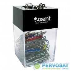 Подставка для скрепок Axent Magnetic box, 4,2х4,2х6,9 cm (4120-А)