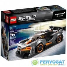 Конструктор LEGO Speed Champions Автомобиль McLaren Senna 219 деталей (75892)