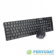Комплект REAL-EL Comfort 9010 Kit Wireless Black