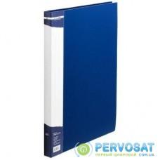 Папка-скоросшиватель BUROMAX А4 blue (BM.3407-02)