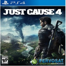 Игра SONY Just Cause 4 Standard Edition [PS4, English version] (SJCS44EN01)