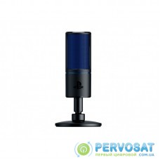 Razer Seiren X[PS4, black/blue]