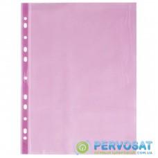 Файл BUROMAX А4, 40мкм, PROFESSIONAL, 100шт, violet (BM.3810-07)