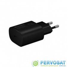 Зарядное устройство ColorWay Power Delivery Port PPS USB Type-C (25W) black (CW-CHS033PD-BK)