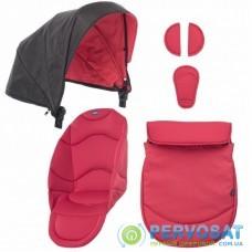 Набор текстиля для коляски Chicco Urban красный (79168.99)