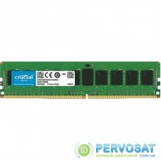 Модуль памяти для сервера DDR4 8GB ECC RDIMM 2666MHz 2Rx8 1.2V CL19 MICRON (CT8G4RFD8266)