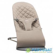Кресло-качалка Baby Bjorn Balance Sand Grey (006017А)