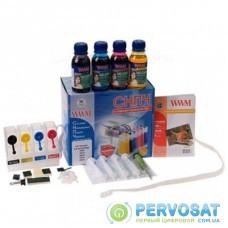 СНПЧ WWM HP Deskjet Ink Advantage 3525/4615/4625/5525/6525 (IS.0411)