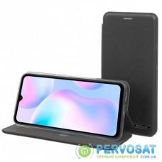 Чехол для моб. телефона BeCover Exclusive Xiaomi Redmi 9A Black (705270)