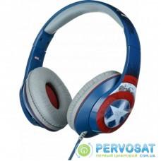 Наушники Ekids MARVEL, Captain America, Mic (VI-M40CA.11XV7)