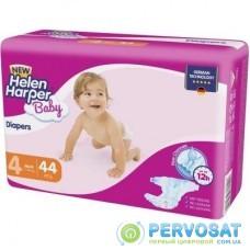 Подгузник Helen Harper Baby NEW Maxi (7-18 kg), 44 шт (5411416030690)