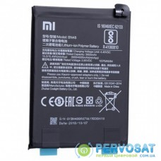 Аккумуляторная батарея для телефона Xiaomi for Redmi Note 6 Pro (BN48 / 77392)