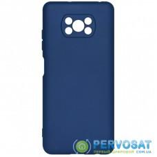 Чехол для моб. телефона Armorstandart ICON Case for Xiaomi Poco X3/Poco X3 Pro Dark Blue (ARM58585)