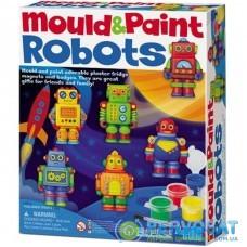 Набор для творчества 4М Роботы (00-04653)