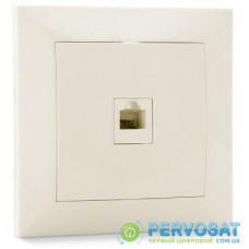 Телефонная розетка SVEN SE-60033-C cream (7100014)