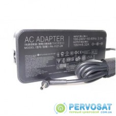 Блок питания к ноутбуку ASUS 120W 19V, 6.32A, разъем 4.5/3.0 (PA-1121-28)