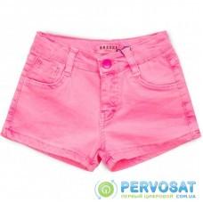 Шорты Breeze джинсовые (20236-140G-pink)