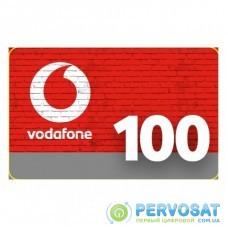 Карточка пополнения счета Vodafone 100 (USGMPJB00100012__V)