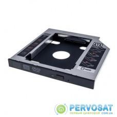 Фрейм-переходник Grand-X HDD 2,5'' SATA2/SATA3 (HDC-25С)